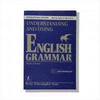 Image of Understanding and using English Grammar